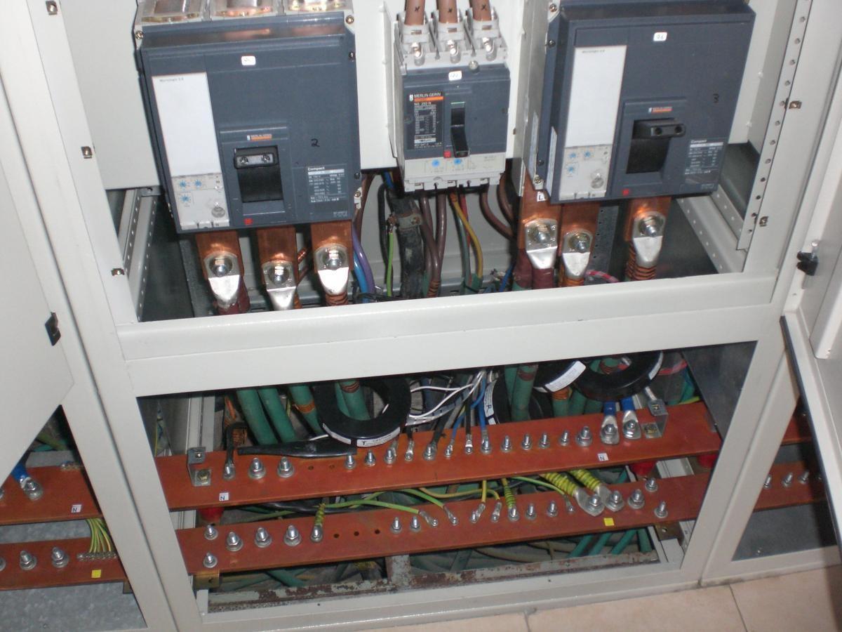 לוחות תחשמל 2