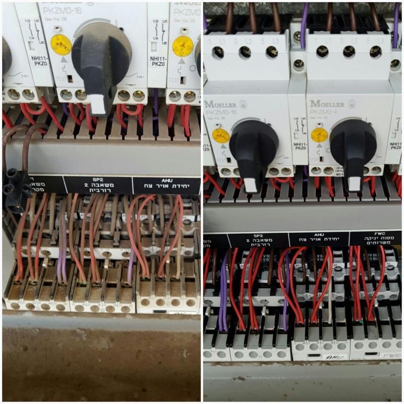 לוחות חשמל 6 (Custom)